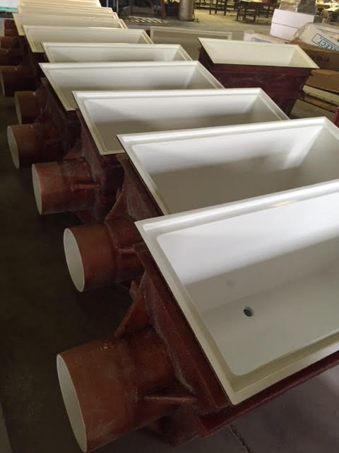 ASA MFG Custom Fiberglass Sumps