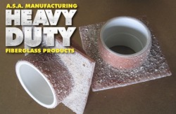 Heavy Duty Fiberglass Waterstops
